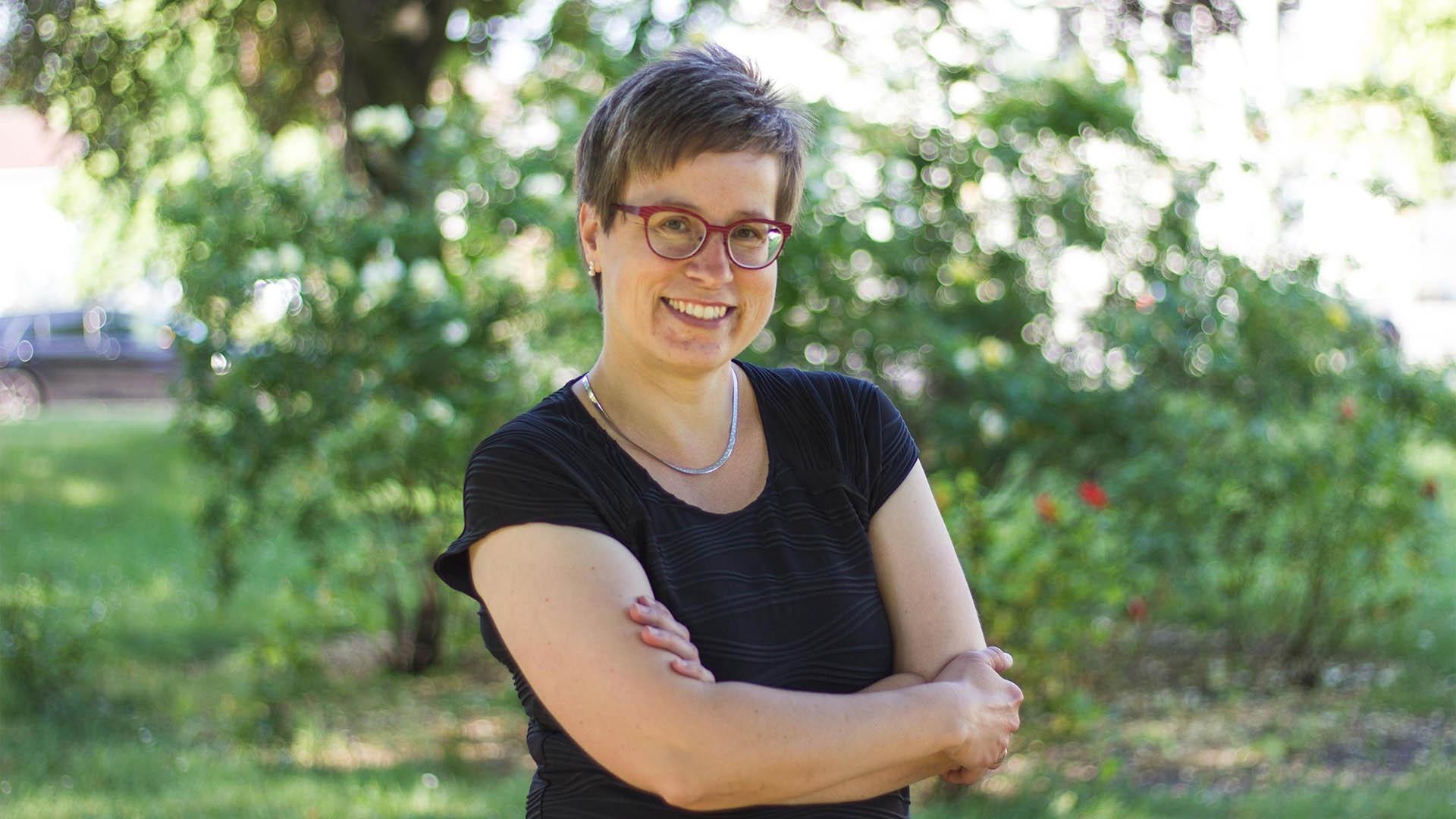 Portrait von Britt Unglaube