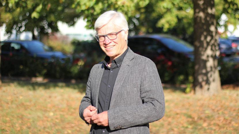 Portrait von Dr. Norbert Vornehm